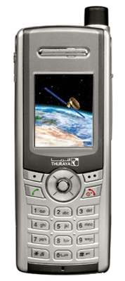 Thuraya Satellite and GSM dual mode phone sg-2520