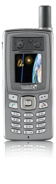 Thuraya satellite phone s0-2510